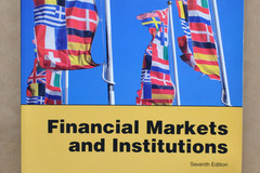 Bücher / Literatur: Financial Markets and Institutions