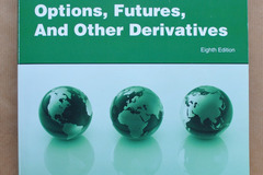 Bücher / Literatur: Options, Futures, And Other Derivatives