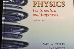 Bücher / Literatur: PHYSICS - For Scientists and Engineers