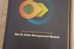 Books / literature: Das St. Galler Management-Modell