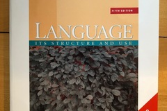 Libri / letteratura : Language: Its Structure and Use