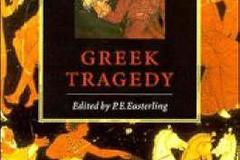 Books / literature: The Cambridge Companion to Greek Tragedy