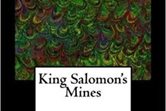 Books / literature: King Solomon's Mines