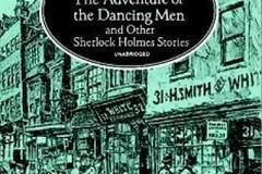 Bücher / Literatur: The Adventure of the Dancing Men ...