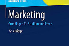 Books / literature: Marketing Grundlagen für Studium und Praxis