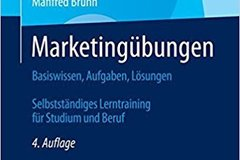 Books / literature: Marketingübungen