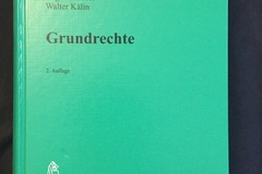 Books / literature: Grundrechte
