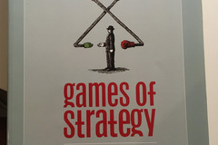 Libri / letteratura : Games of Strategy