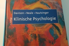 Books / literature: Klinische Psychologie