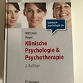 Books / literature: Klinische Psychologie & Psychotherapie