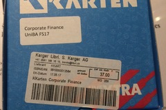 Flashcards: K Karten zur Corporate Finance