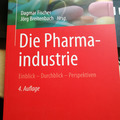 Books / literature: Die Pharmaindustrie