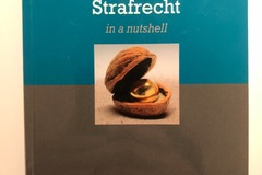 Books / literature: Strafrecht in a nutshell
