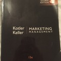 Bücher / Literatur: Marketing Management