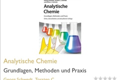 Books / literature: Analytische Chemie