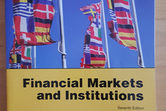 Books / literature: Financial Markets and Institutions