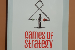 Livres / littérature : Games of Strategy (3rd Edition)