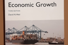 Livres / littérature : Economic Growth (Third Edition)