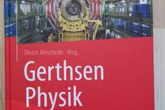 Books / literature: Gerthsen Physik