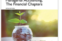 Bücher / Literatur: The Financial Chapters
