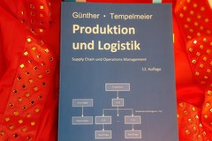 Books / literature: Produktion und Logistik - Autor: H.O. Günther & H.