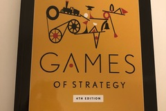 Bücher / Literatur: Games of Strategy