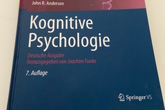 Bücher / Literatur: Kognitive Psychologie