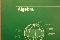Books / literature: Algebra - Michael Artin