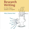 Livres / littérature : Science Research Writing For Non-Native Speakers of English