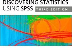 Livres / littérature : Discovering Statistics using SPSS (third edition)