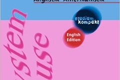 Books / literature: English Linguistics: Essentials (English Edition)