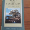 Bücher / Literatur: Sense and Sensibility