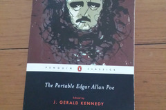 Books / literature: The Portable Edgar Allan Poe