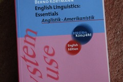 Livres / littérature : English Linguistics: Essentials - Kortmann