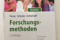 Books / literature: Forschungsmethoden