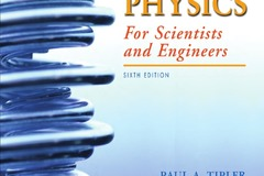 Bücher / Literatur: Physics for Scientists and Engineers