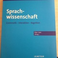 Livres / littérature : Sprachwissenschaft - Grammatik - Interaktion - Kognition