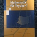 Books / literature: Mathematik für Physiker 1